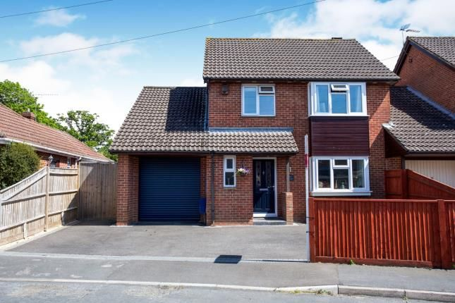 Thumbnail Detached house for sale in Bitterne Village, Southampton, Hampshire