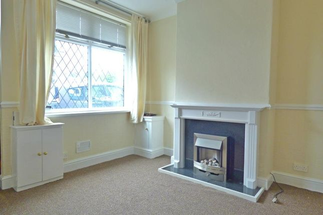 Thumbnail Terraced house to rent in Fenpark Road, Fenton, Stoke-On-Trent