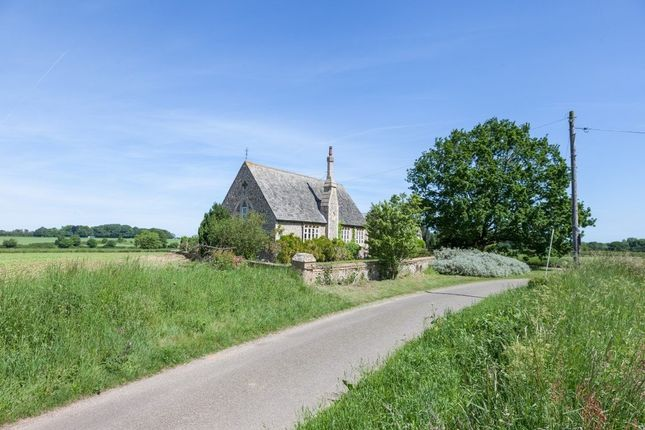 Thumbnail Detached house for sale in Bale Road, Gunthorpe, Melton Constable