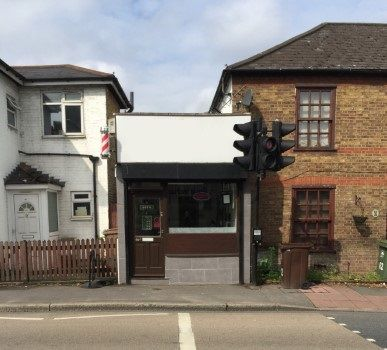 Thumbnail Commercial property for sale in Manor Road, Wallington