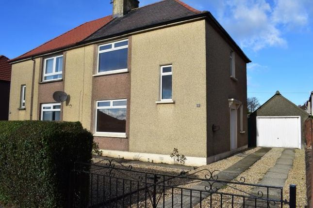 Thumbnail Semi-detached house to rent in Parkhouse Gardens, Ardrossan