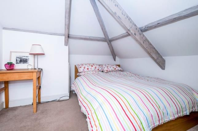 Attic Bedroom of Penzance, Cornwall TR18