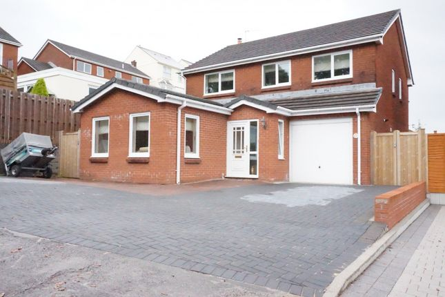 Thumbnail Detached house for sale in St. Davids Close, Pontarddulais