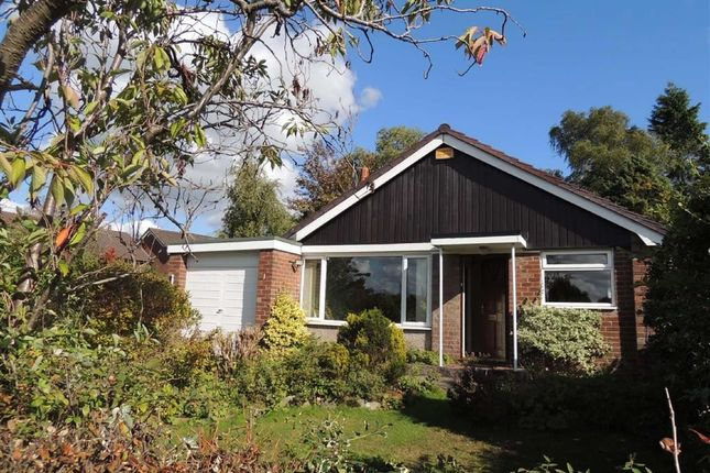 Thumbnail Detached bungalow for sale in Clough Avenue, Marple Bridge, Stockport
