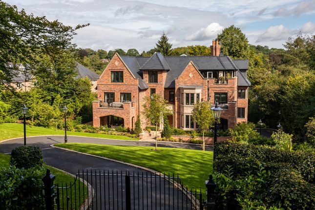 Thumbnail Flat for sale in Bollin Hey, Collar House Drive, Prestbury