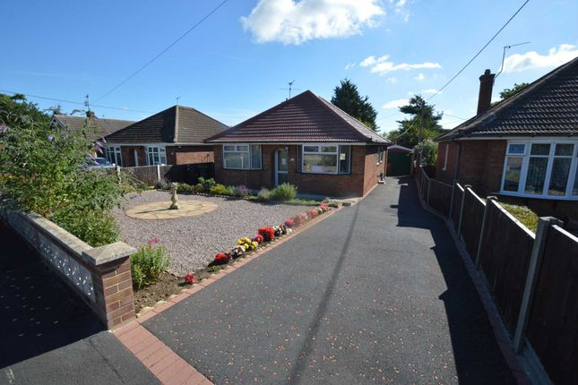 Thumbnail Detached bungalow for sale in Linden Road, New Costessey, Norwich