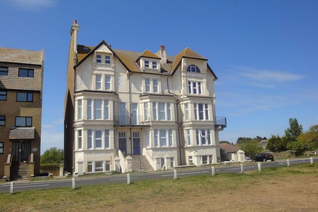 Thumbnail Flat for sale in Grand Parade, Littlestone, New Romney