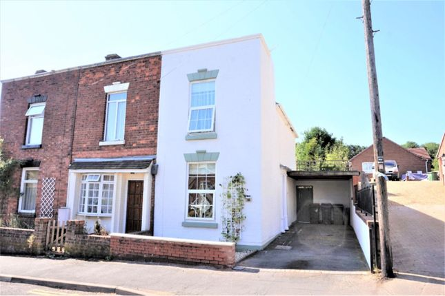 Thumbnail End terrace house for sale in Park Street, Telford