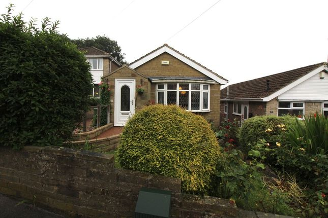 Thumbnail Detached bungalow for sale in Woodhall Drive, Leeds