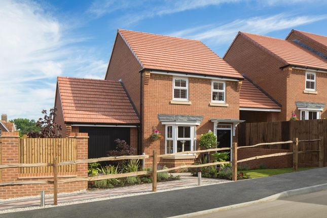 "Thumbnail Semi-detached house for sale in ""Archford"" at Captains Parade, East Cowes"