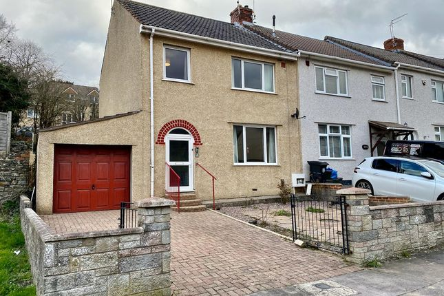 3 bed end terrace house to rent in Marion Walk, St George, Bristol BS5
