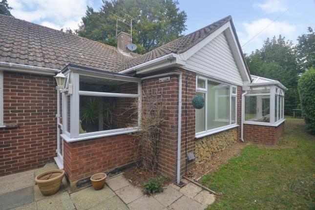 Thumbnail Bungalow for sale in Fir Tree Hill, Woodnesborough, Sandwich, Kent
