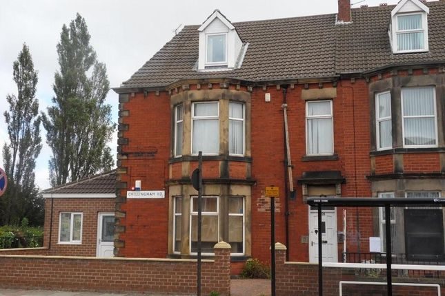 Thumbnail Maisonette to rent in Clarendon Road, Newcastle Upon Tyne