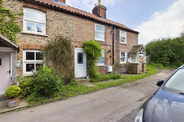 2 bed terraced house for sale in Back Lane, Catwick, Beverley HU17