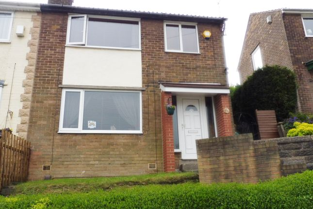 Front View of Newman Road, Sheffield S9