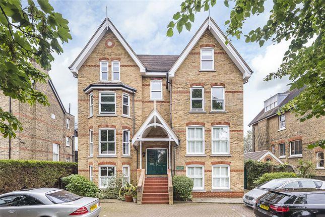 Thumbnail Flat for sale in Brackenbury Lodge, 30 Lingfield Road, London