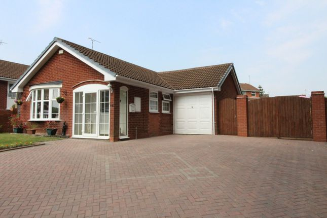 Thumbnail Detached bungalow for sale in Milford Close, Redditch