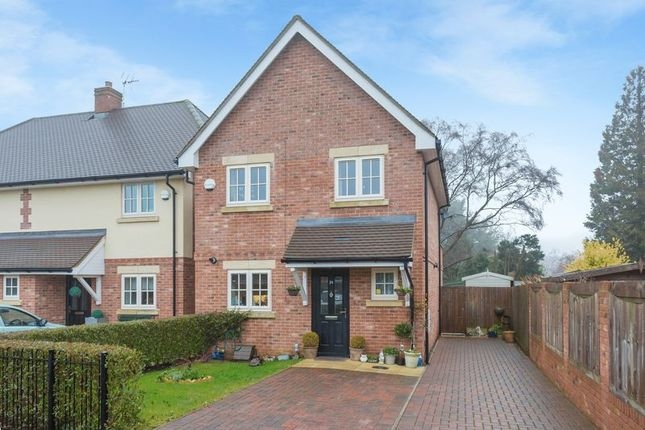 Thumbnail Detached house for sale in Lester Grove, Hazlemere, High Wycombe