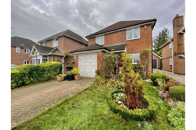 Thumbnail Detached house for sale in The Cloisters, Chippenham