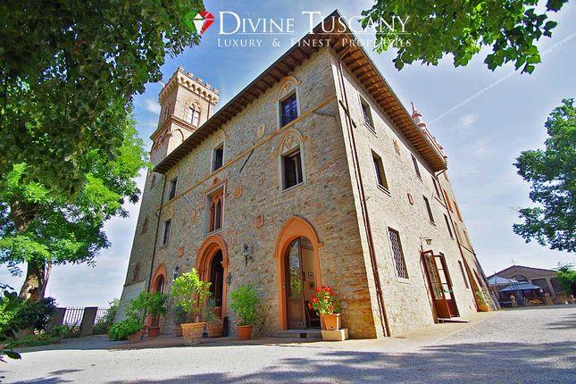 Thumbnail Château for sale in Strada di Vagliara, Cetona, Siena, Tuscany, Italy