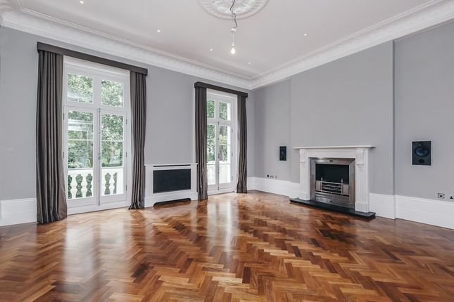 Thumbnail Terraced house to rent in Eccleston Square, London