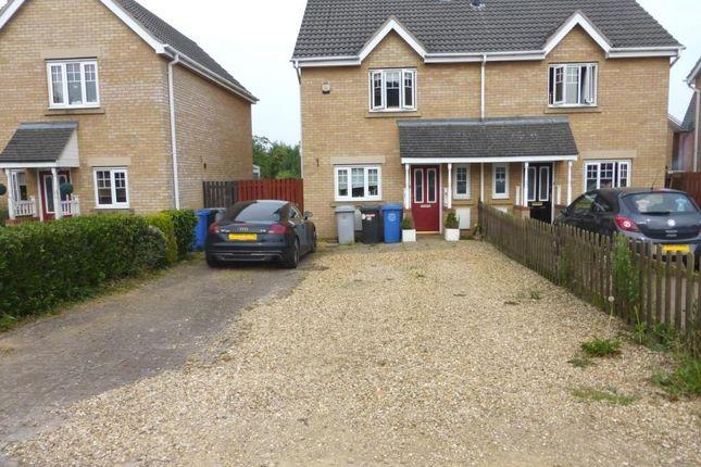 Thumbnail Property to rent in Oakham Close, Desborough, Kettering