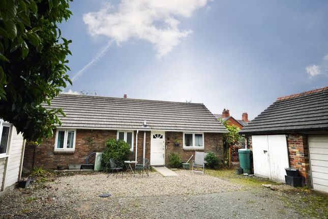 Thumbnail Bungalow for sale in Roft Street, Oswestry