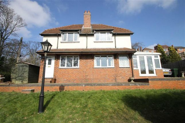 Thumbnail Detached house for sale in High Haden Road, Cradley Heath, West Midlands