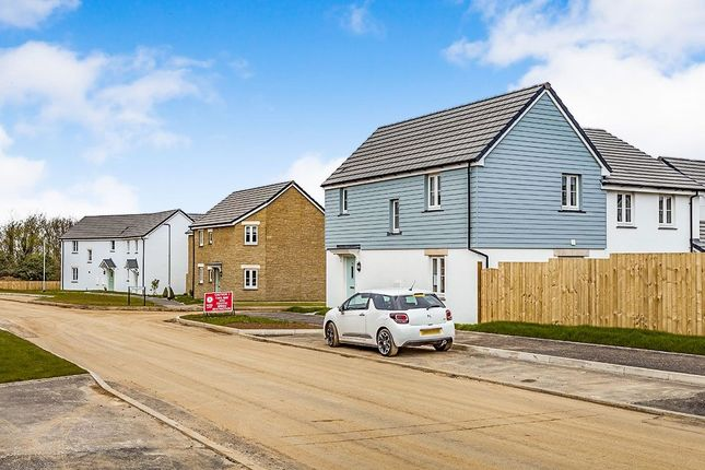 Thumbnail Detached house for sale in Tehidin View, West Seaton, Camborne
