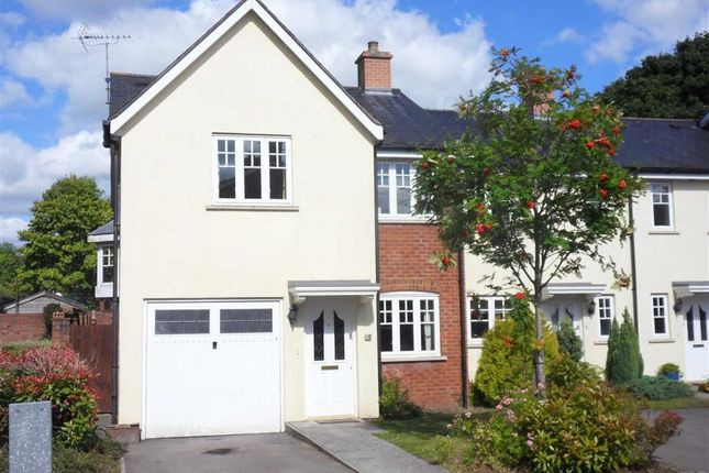 Thumbnail Terraced house to rent in Castle Mews, Usk, Monmouthshire