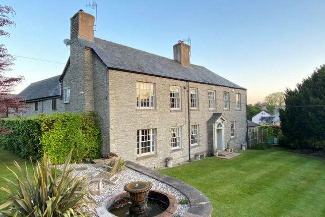 Thumbnail Detached house for sale in Evenjobb, Presteigne, Powys