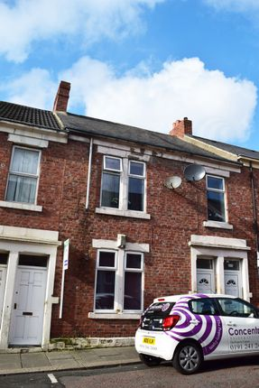 Thumbnail Flat to rent in Canning Street, Benwell, Newcastle Upon Tyne