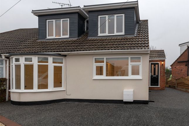 Thumbnail Semi-detached bungalow for sale in Ashley Park Road, York