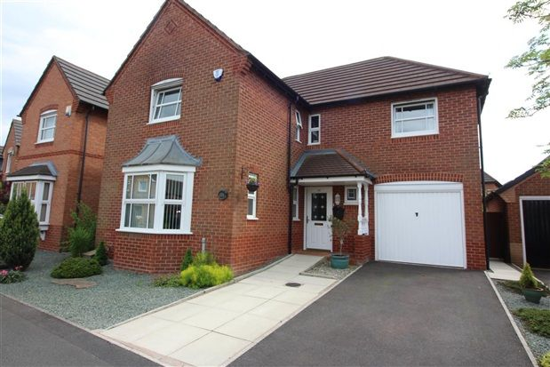 4 bed property for sale in mile stone meadow chorley pr7 for Modern house zoopla