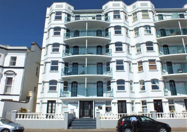 Thumbnail Flat to rent in Queens Promenade, Douglas, Isle Of Man
