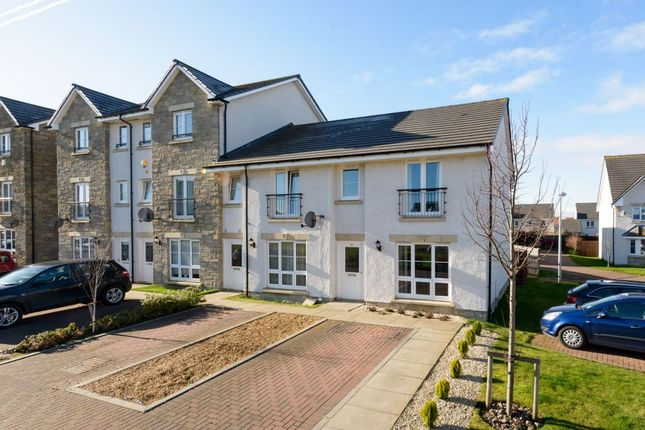 Thumbnail End terrace house for sale in 24 Dolphingstone Way, Prestonpans