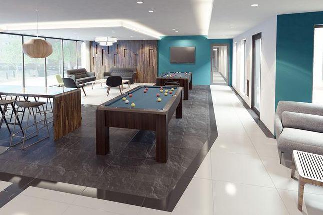 Snooker Room of Hopper Street, Gateshead NE8
