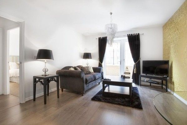 Thumbnail Flat for sale in Milton Keynes Apartments, Marlborough Gate, Milton Keynes