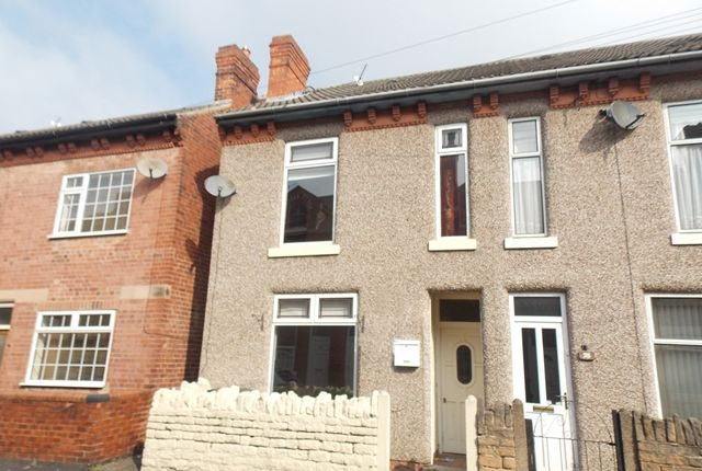 Thumbnail Terraced house to rent in Union Road, Ilkeston, Derbyshire