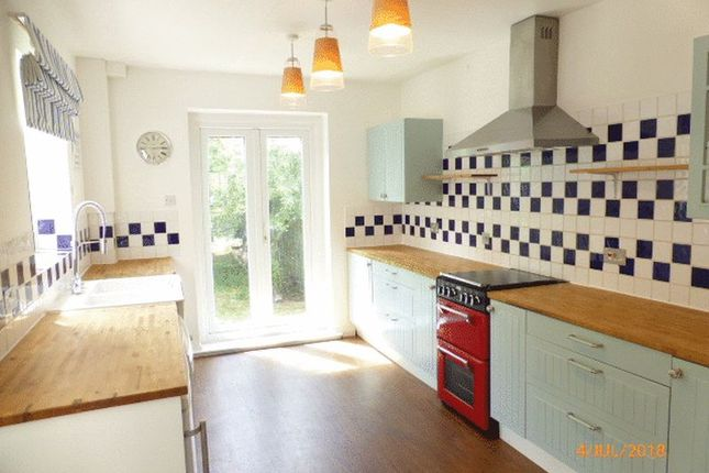 Thumbnail Terraced house to rent in Station Road, Woodmancote, Cheltenham