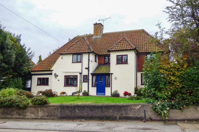 Thumbnail Detached house for sale in Old Road East, Gravesend, Kent