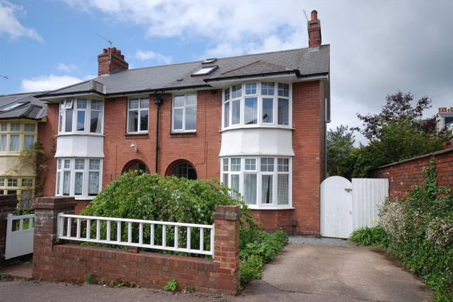 Thumbnail Semi-detached house to rent in Elmside Close, Exeter