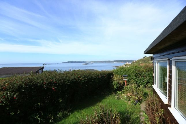 Thumbnail Detached bungalow for sale in Bovisand Lane, Down Thomas, Plymouth