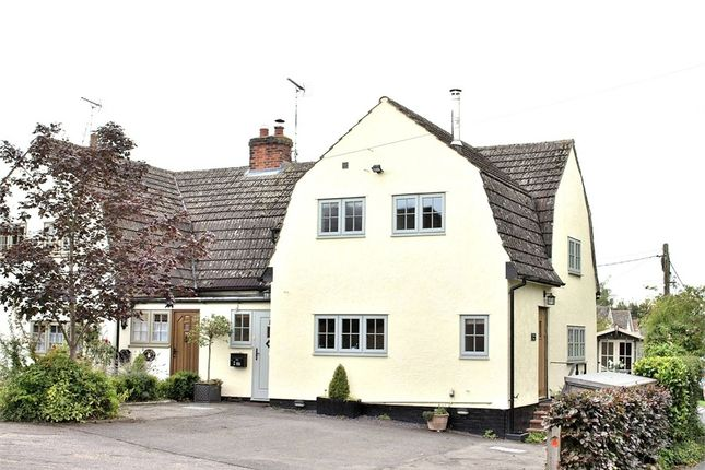 Thumbnail Cottage for sale in Great Bardfield, Braintree, Essex