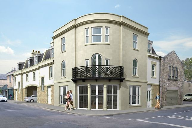 Thumbnail Flat to rent in 22A Crescent Lane, Bath