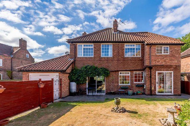 Thumbnail Detached house for sale in Osbaldwick Village, Osbaldwick, York