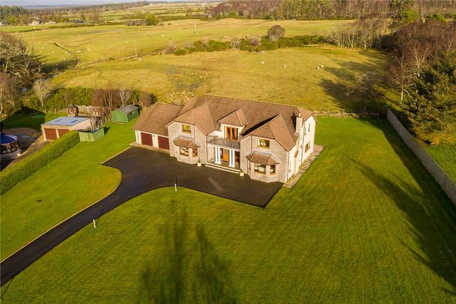 Thumbnail Detached house for sale in The Grange, Upper Myrtlefiled, Inverness