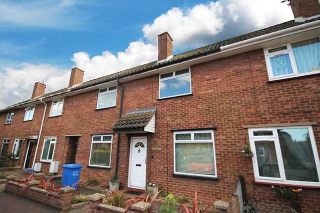 Thumbnail Detached house to rent in Rolleston Close, Norwich