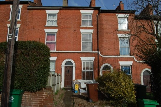 Thumbnail Terraced house to rent in 3 Bed, Cromwell St, Arboretum