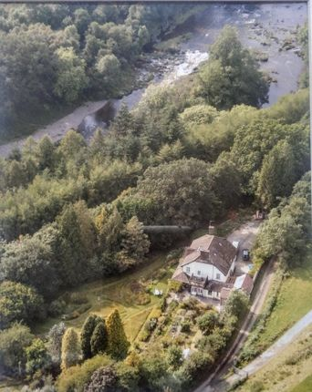 Thumbnail Detached house for sale in Llanelwedd, Builth Wells